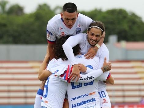 Liga 1: 'Felucho' Rodríguez empuja a Mannucci al triunfo por 3-1 ante Universitario