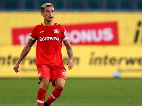 Charles explica por qué deja la capitanía del Bayer Leverkusen