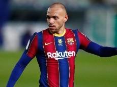 Barcelona tendría un acuerdo listo con un tradicional inglés por Martin Braithwaite