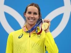 Siete medallas y nuevo récord para Emma McKeon