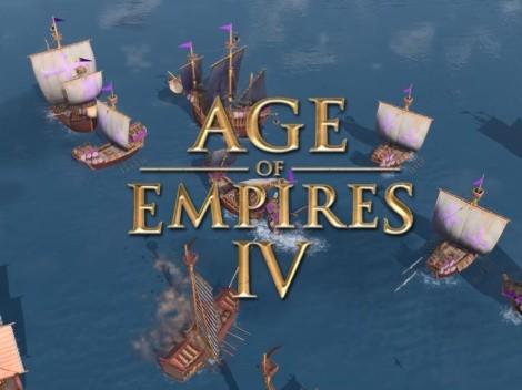 Age of Empires IV revela una nueva facción y las batallas navales