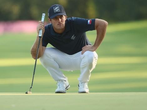Mito Pereira estuvo a punto del bronce y Niemann terminó top 10 en el Golf