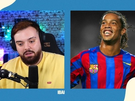 Ronaldinho es la nueva figura que entrevistará Ibai en su canal de Twitch