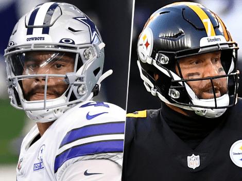 Cuándo juegan Dallas Cowboys vs. Pittsburgh Steelers EN VIVO ONLINE por el Juego del Salón de la Fama    Hora y Canal de TV    Pretemporada NFL 2021