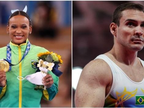 Rebeca Andrade, Arthur Zanetti e mais: confira a agenda do Brasil nas Olimpíadas nesta segunda-feira (02)