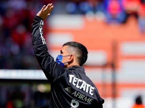 Miguel Herrera colgó a Leonardo Fernández y Toluca lo ovacionó
