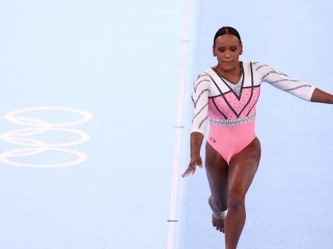 Rebeca Andrade disputa mais uma final na ginástica artística; veja onde assistir AO VIVO