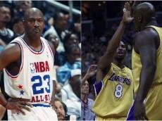 La leyenda de los Lakers que humilló a Michael Jordan en un uno contra uno