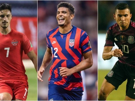 Gold Cup 2021: The best XI of the Concacaf tournament