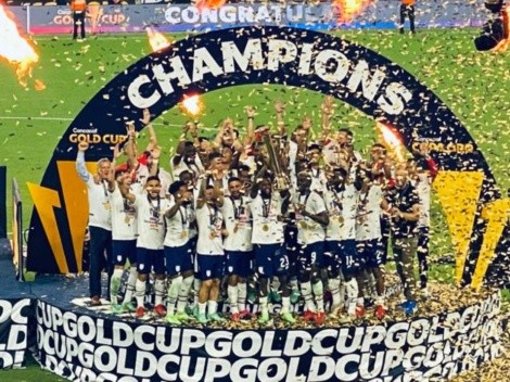 Concacaf Gold Cup 2021: List of champions by year