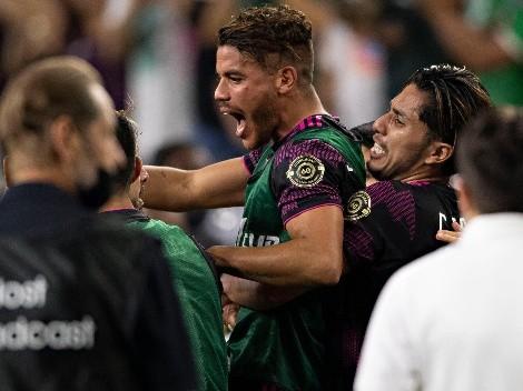 Campeón de Copa Oro reconoció la grandeza de Jonathan dos Santos
