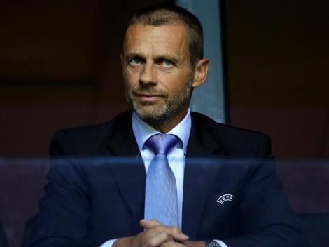 La arriesgada estrategia de UEFA para acabar por siempre con la Superliga