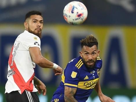 Paulo Díaz estaría disponible para enfrentar a Boca Juniors