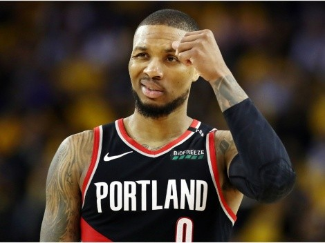 Damian Lillard has one condition to stay in Portland
