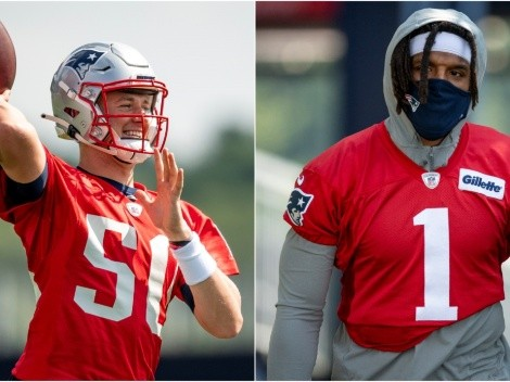 ¿Quién será el mariscal de campo titular en New England Patriots?