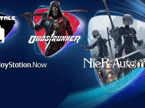 NieR Automata, Ghostrunner y Undertale llegan a PlayStation Now