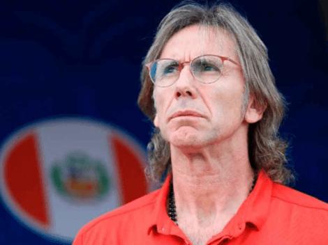 """Ricardo Gareca mostró su lado más emotivo: """"Es un orgullo sostenerme en la Selección Peruana"""""""