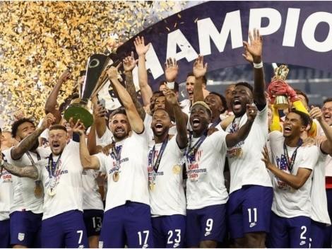 5 jugadores de USA que destacaron en el título de la Copa Oro 2021