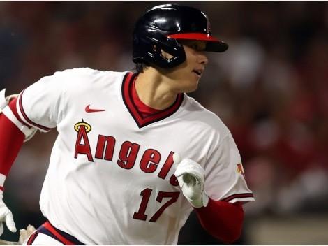 Shohei Ohtani y los líderes de la MLB 2021