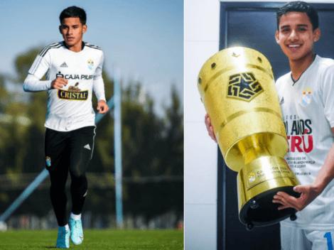"""Jhilmar Lora se confiesa: """"Soy un profesional, pero muchos sabes que soy hincha de Sporting Cristal"""""""