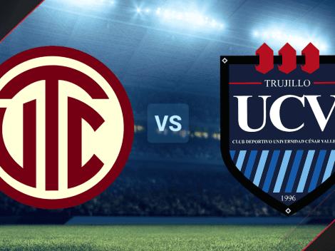 EN VIVO: UTC vs César Vallejo por Liga 1