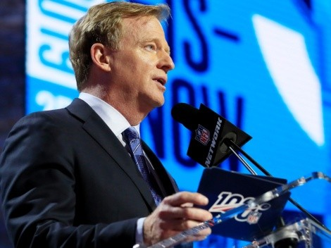 Roger Goodell advierte sobre NFL 2021 pese a aumento de casos de Coronavirus