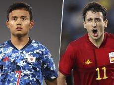 Japón vs. España EN VIVO por las semifinales de fútbol de los Juegos Olímpicos de Tokio 2020: horario y TV