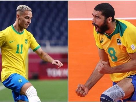 Brasil no futebol, vôlei e muito mais: confira a agenda desta terça-feira (03)