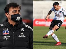"""Quinteros defiende a Suazo: """"Siempre estuvo desde que yo llegué"""""""