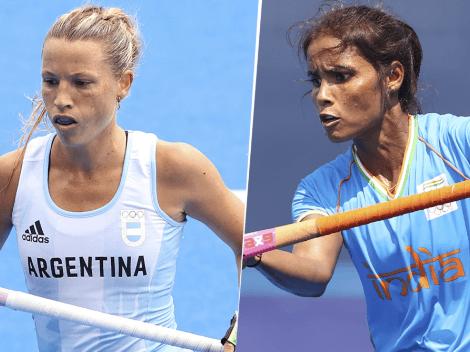 HOY | Argentina vs. India EN VIVO por el hockey femenino de Tokio 2020: hora y TV del partido de Las Leonas