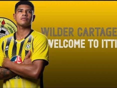 Gareca pendiente: Wilder Cartagena confesó que conversó con el CT de Perú por nuevo club