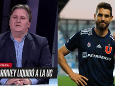 Luka Tudor es categórico con la renovación de Larrivey en la U