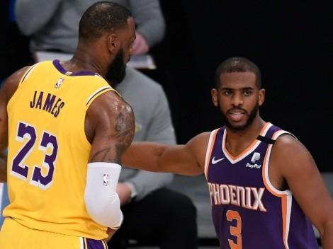 CP3 le rompe el corazón a LeBron: no va a Los Angeles Lakers