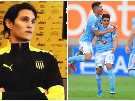 Peñarol se reforzó con Rúben Bentancourt para jugar la Copa Sudamericana ante Sporting Cristal