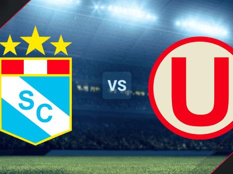 CÓMO VER EN VIVO: Sporting Cristal vs Universitario por la Liga 1