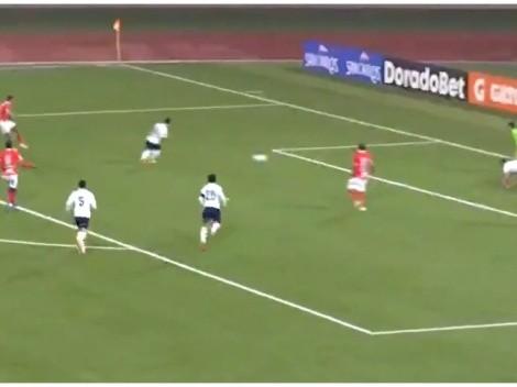 ¡Volvió con gol! Raziel García regresó al titularato y anotó un golazo para Cienciano