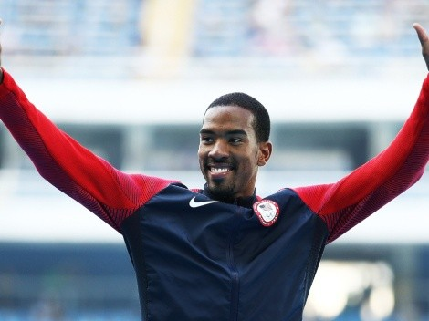 Tokyo 2020: Why isn't Christian Taylor competing at the Olympics?
