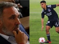 Espina destaca la intensidad de Colo Colo y elogia a Vicente Pizarro
