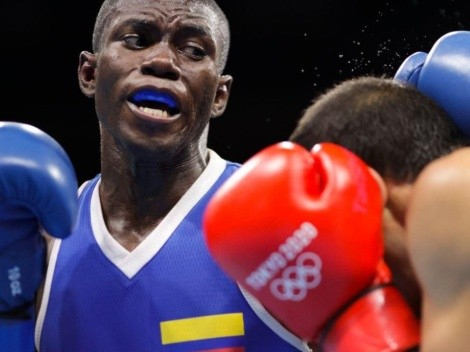 Atraco a Colombia: a Yuberjen Martínez le robaron la pelea en Tokio 2020