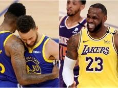 Era compañero de Curry y prefirió no renovar con Warriors para ir a Lakers