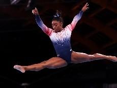 Simone Biles regresó a Tokio 2020 y ganó una nueva medalla