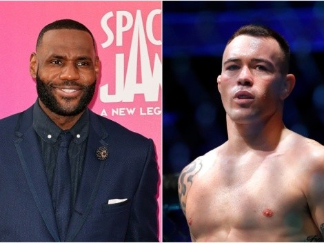 LeBron James is a 'Chinese puppet master', says UFC star Colby Covington
