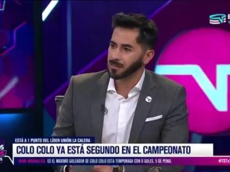 """Herrera sobre Colo Colo: """"Es un equipo que está destacando sobre la media"""""""