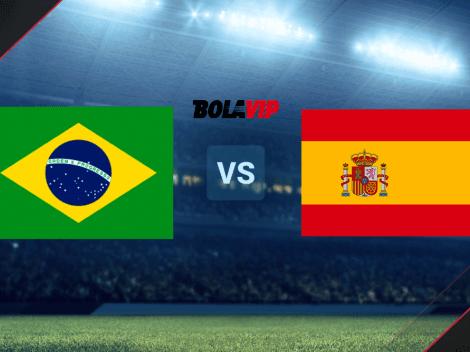 Brasil vs. España por el oro del fútbol masculino de los Juegos Olímpicos: cómo, cuándo y dónde ver el partido