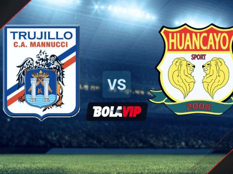 Carlos Mannucci vs. Sport Huancayo [EN VIVO Y EN DIRECTO] por la Liga 1 de Perú 2021