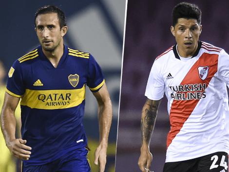 EN VIVO: Boca vs. River por la Copa Argentina