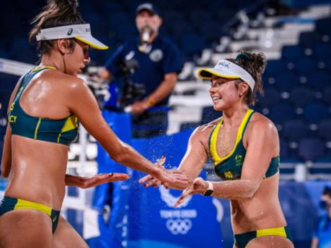Peruana Mariafe Artacho del Solar que representa a Australia se metió en semifinal y buscará medalla