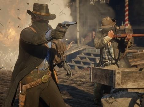 Red Dead Online añade un nuevo robo y tres misiones de contrato esta semana