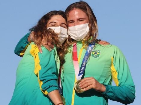Martine Grael e Kahena Kunze conquistam o segundo ouro olímpico e a vela brasileira passa a ter 19 medalhas
