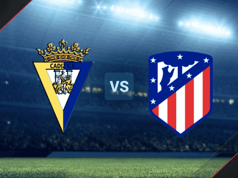 Cuándo juegan Cádiz vs. Atlético Madrid por un amistoso: día, hora y TV para seguir el partido EN DIRECTO